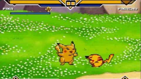 Pikachu/MUGENX's version