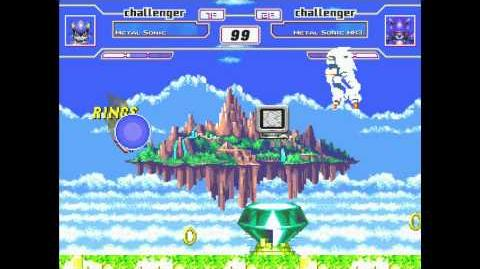 MUGEN Metal Sonic Vs