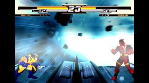 Mugen Chronicles - Deadpool vs