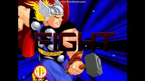 M.U.G.E.N Street Fighter vs