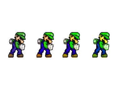 Luigi Charge