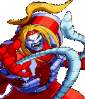 ZVitor Omega Red Portrait