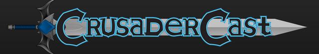 File:CrusaderCast Logo.png