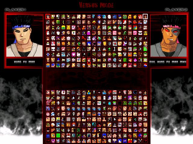 File:My mugen roster.png