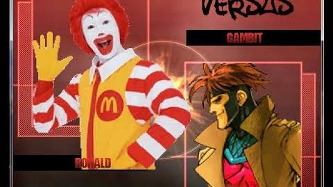 Stargazer1331 Random Mugen Battle 796 Ronald vs