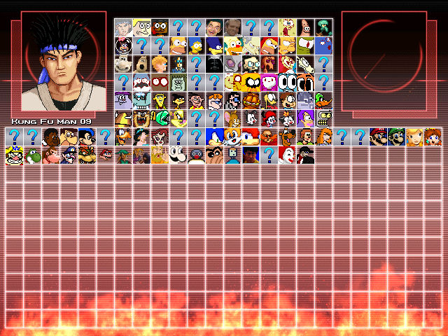File:My christmas mugen roster by beanfan112-d5ozs3r.png