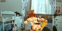 Christopher Robin's Bedroom
