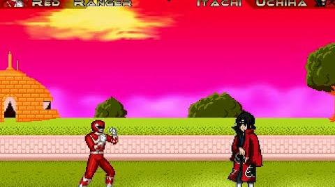 Mugen - Red Ranger Showcase
