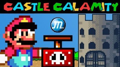 BONUS Mario Castle Calamity (Mugen Edition)