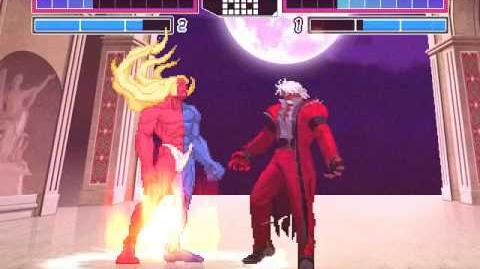 MUGEN Deities of Destruction - Gill vs God Rugal