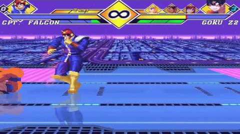 MUGEN 1.0 Captain Falcon Vs