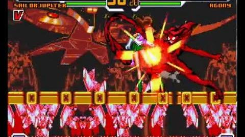 Mugen - Sailor Jupiter vs Agony