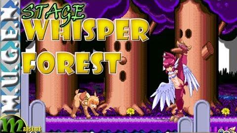 Mugen Stage 56 - Whisper Forest - Shartel VS Ferir and Harmir