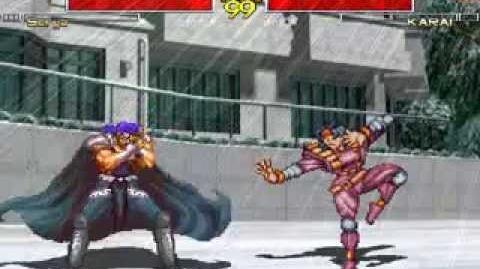 Mugen Battle 256 - Soria VS Karai