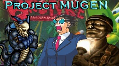 Project MUGEN This isn't even a game