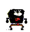 File:Symbiote SpongeBob Sprite.png