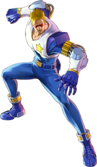 CaptainCommando PXZ2