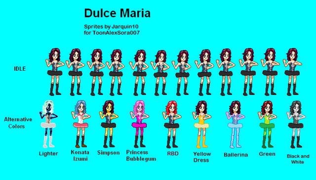 File:Dulce Maria MUGEN.PNG