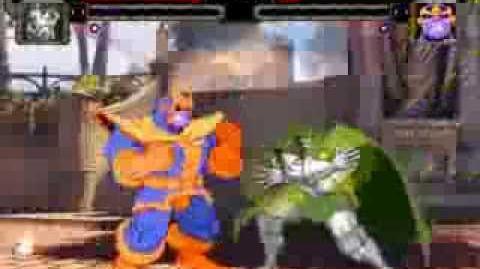 Mugen - Dr. Doom vs