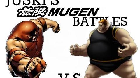 Juski's M.U.G.E.N. Battles - Juggernaut vs