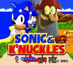 File:Sonic and K nuckles by sdws.jpg