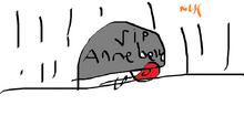 Annebelle's grave