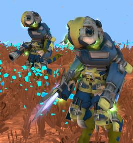 Xenopteran War 1
