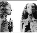 Lady Tarim - Red haired Chinese Mummy
