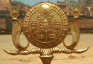 Emblem of the Scorpion king