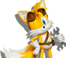 """Miles """"Tails"""" Prower"""