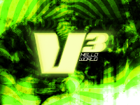 V^3-banner