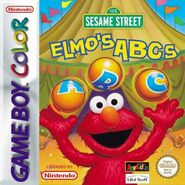 ElmosABCsGameBoyColor2001Reissue