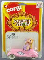 Corgi piggy car 1