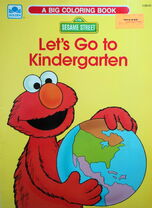Kindergarten cbook