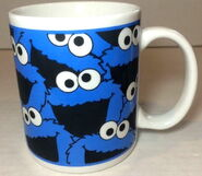 Sesame street general store mug cookie