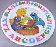 Demand marketing plastic plate 2