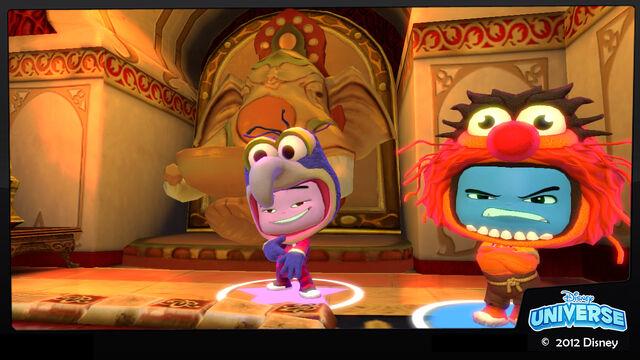 File:Du muppets gonzo animal framed.jpg