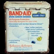 Band-aid tin 02