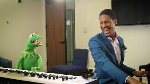 Kermit Jams With An Old College Buddy