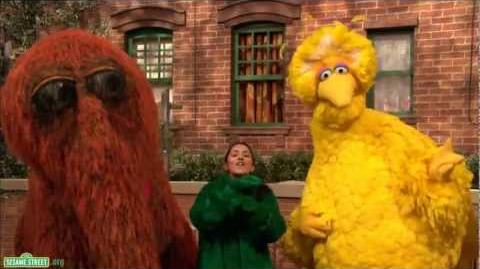Sesame Street Season 43 Sneak Peek - The Very End of X