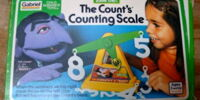 The Count's Counting Scale
