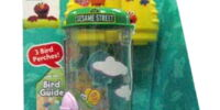 Sesame Street bird feeder