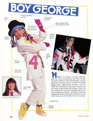 Boy George Muppet Magazine