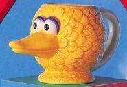Sesame Street mugs (Enesco)