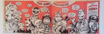 Muppet Diary 1980 - 37