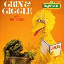 Grin & Giggle with Big Bird