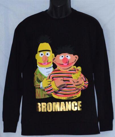 File:Forever 21 sweatshirt bromance.jpg