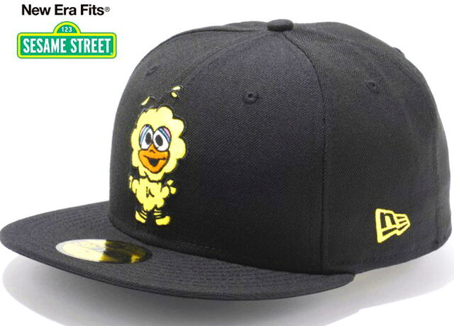 File:New era cap sesame 59fifty little monster big bird 1.jpg