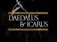 Episode 104: Daedalus and Icarus
