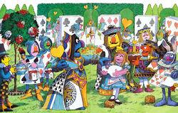 1982--Alice in Wonderland